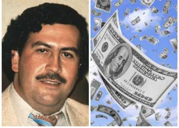 Fermeri zbulon thesarin e Pablo Escobarit