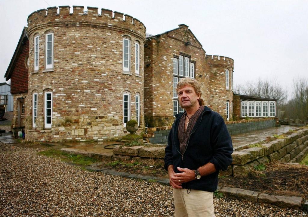 10 kështjellat përrallore
