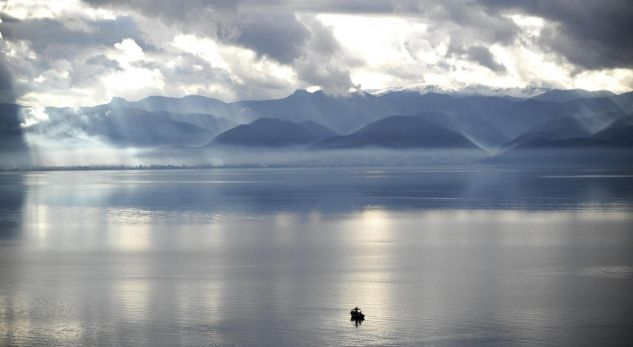 Liqeni i Ohrit po zhduket