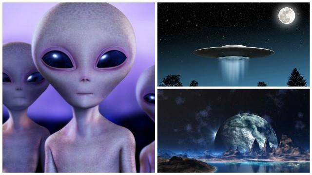 UFO-t dhe shfaqja e tyre në Tokë