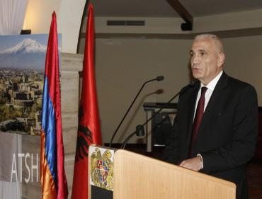 Hapet Konsullata e Armenisë në Tiranë