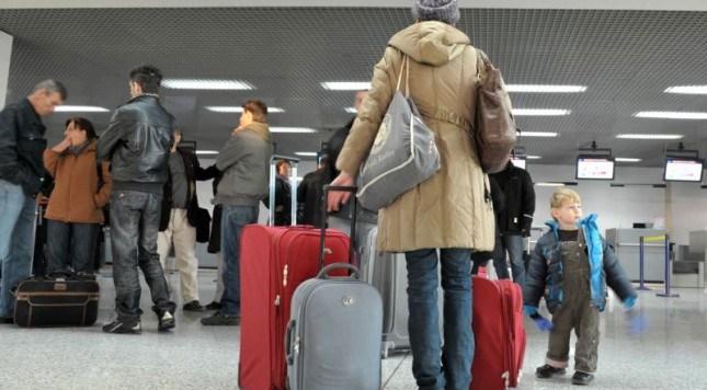 Kërkesat për azil, kosovarët të tretët në Francë
