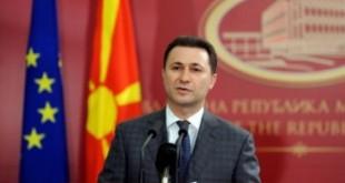 Gruevski jep dorëheqjen