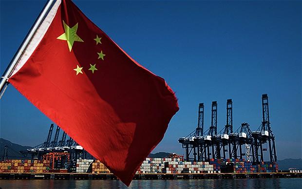 Kina mbyll bursën