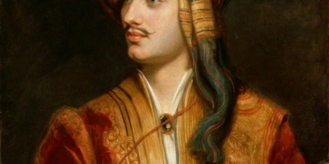 Një rrëfim në datëlindjen e Lord Bajronit dhe trimat që e shoqëronin