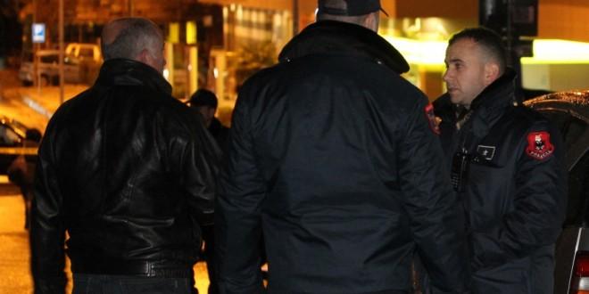 policia shqiptare vrasje