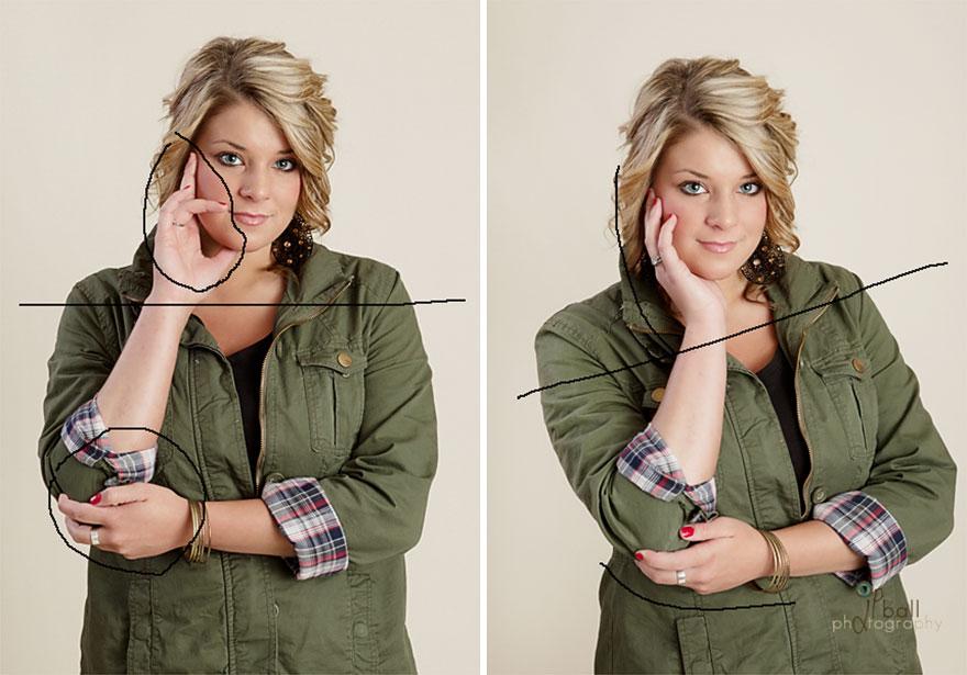 Gjashtë sekrete si të dilni bukur në foto