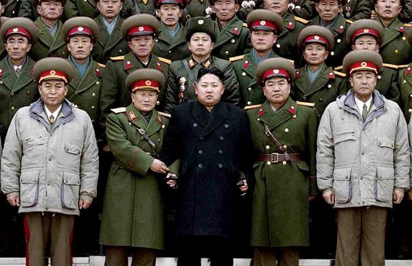 Ekzekutohet Shefi i Shtabit të ushtrisë koreano-veriore