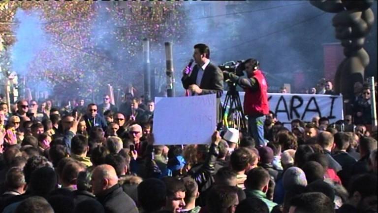 PD, të hënën protesta