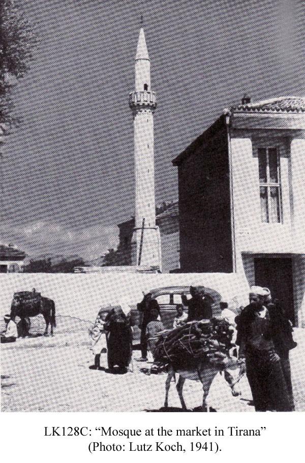 Shqipëria në vitin 1941