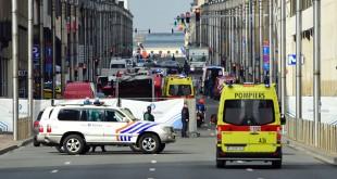 Sulmet në Bruksel