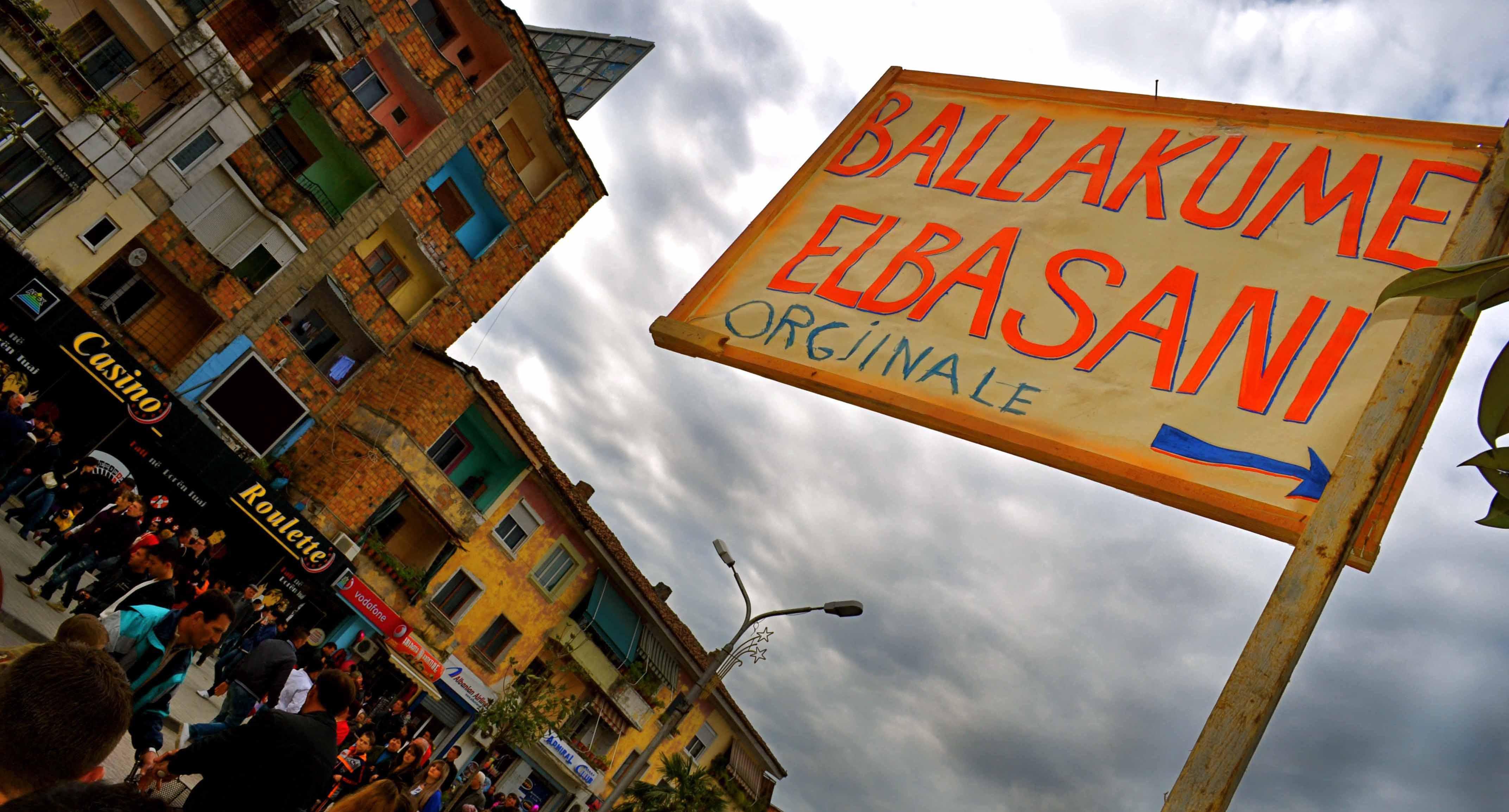 Si lindi 'Dita e Verës, festa tradicionale e Elbasanit