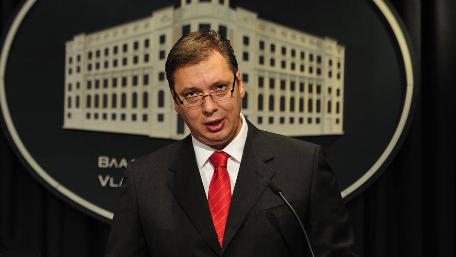 Vuçiç: Trepça është e jona, për të nuk diskutojmë në Bruksel