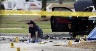 dallas police crime scene