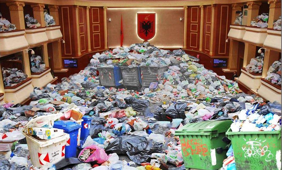 Qeveria aktuale plan për importin e mbetjeve të Berishës