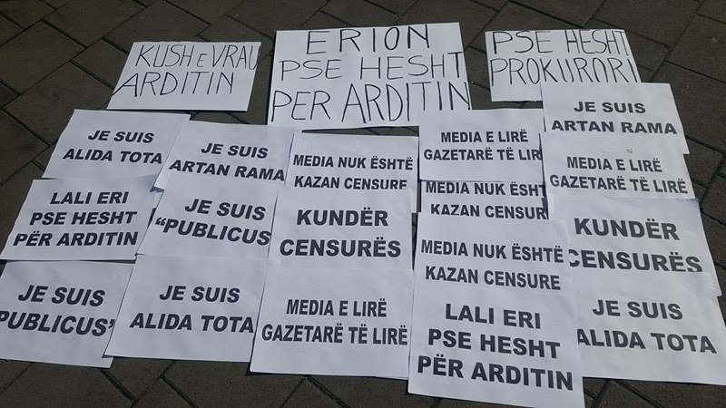 gazetarët