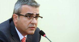Zv/ministri i Ekonomise Sokol Dervishaj, duke folur gjate nje konference shtypi, ku ka shpallur te hapur tenderin per privatizimin e 4 hidrocentraleve, Bistrica 1, Bistrica 2, Ulzen dhe Shkopetin.