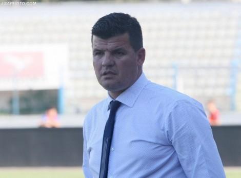 Gerd Haxhiu trajneri i ri i Korabit
