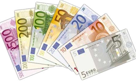 Huamarrja me euro, qeveria ndryshon monedhën e borxhit