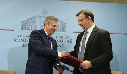 """Marrëveshja me """"TAP""""-in, Shqipëria do të përfitojë 88 milionë euro"""