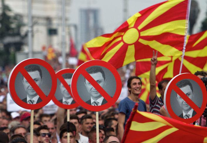 Maqedonia në udhëkryq, rriten tensionet
