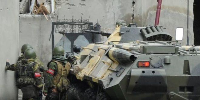 Sulmohet baza ushtarake në Rusi  Publikohet video e militantëve të vrarë