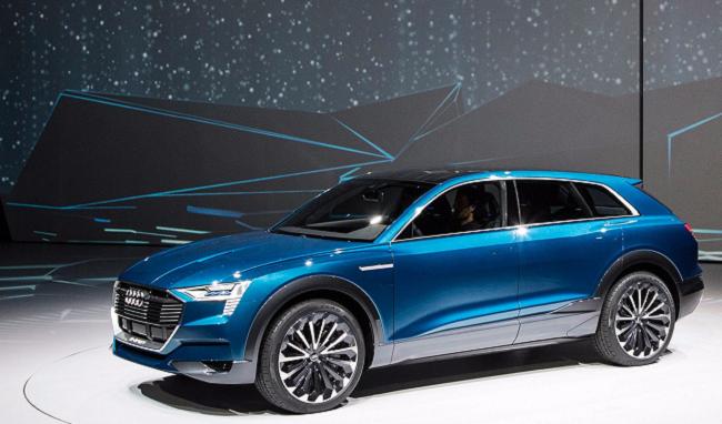 Audi, 10 miliardë euro për makinat elektrike