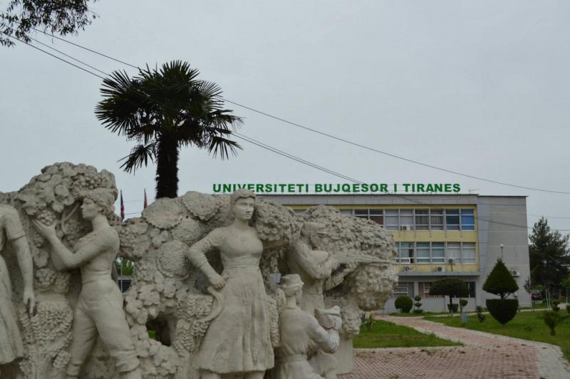 Universiteti Bujqësor i Tiranës shpallet më i miri për vitin 2017