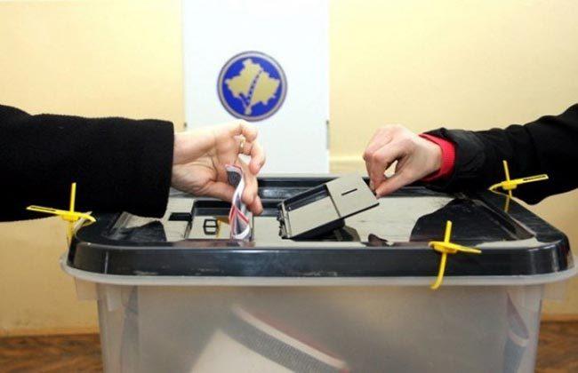 Kandidatët për kryetarë të komunave në Kosovë