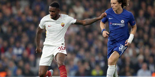 Roma spektakël në Londër  por Chelsea merr barazimin