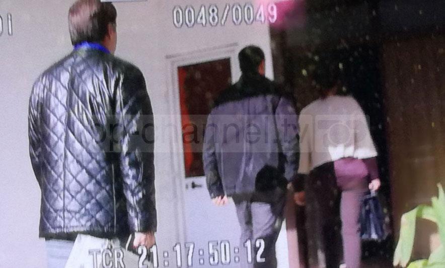 Prokurorët kontrollojnë shtëpinë e Saimir Tahirit