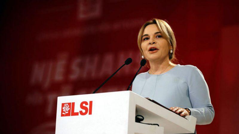 LSI mbledh Konventën, Kryemadhi: Të shpëtojmë Shqipërinë