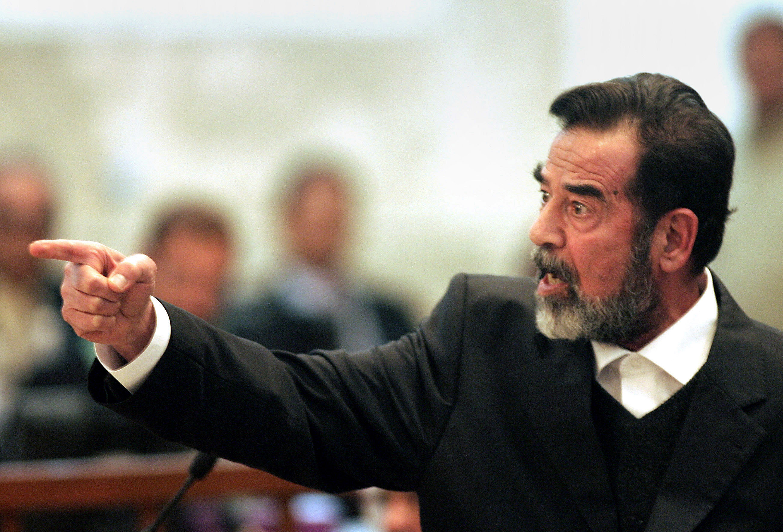 Si e parashikoi Saddam Hussein dështimin e Amerikës në Irak