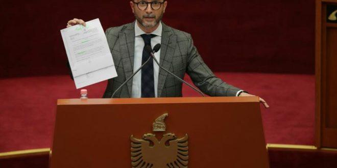 LSI  partia e Kelmend Balilit   Braçe nxjerr kontratat që implikojnë Edmond Panaritin