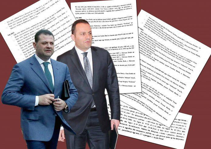 Prokuroria merr në hetim Tom Doshin: Në 10 vite, 12 milion euro të padeklaruara