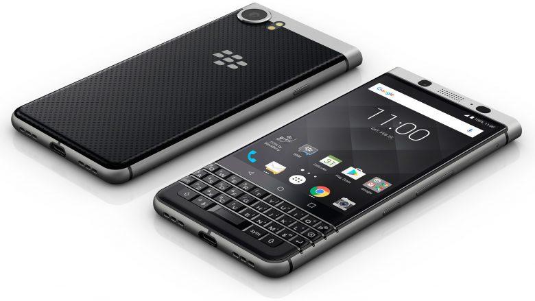 BlackBerry ul çmimin e Keyone Black Edition