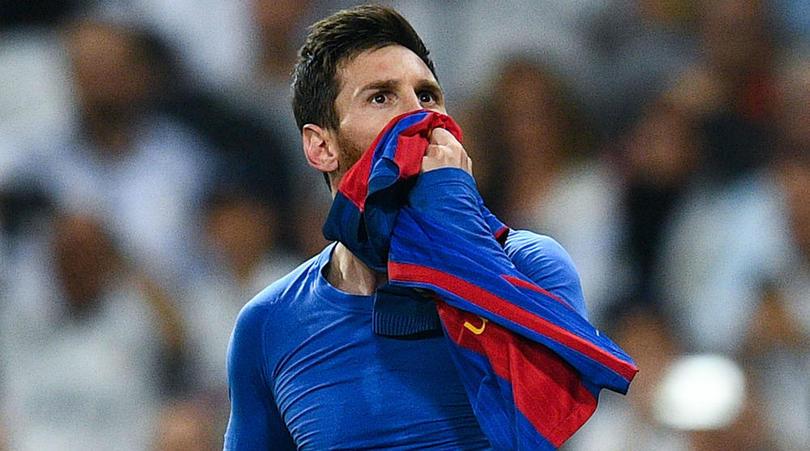 """Po afron """"El Clasico""""; ja momentet e mëdha të Leo Messit në """"Bernabeu"""""""