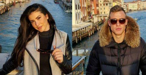 Prezantuesja përgjigjet për të dashurit që ia ka marrë gazetarja shqiptare