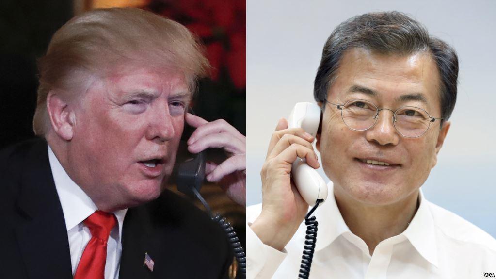 Trump: I hapur për bisedime me Korenë e Veriut në kohën e duhur