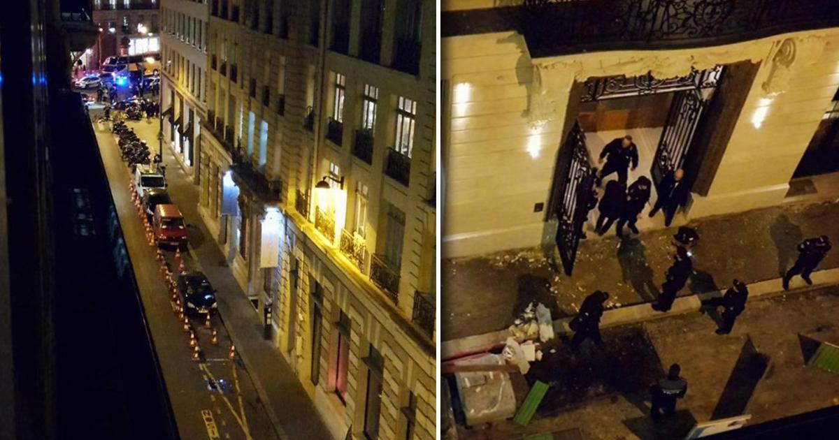 Tmerr në Paris: 5 persona të armatosur sulmojnë hotelin e famshëm Ritz-Carlton /Foto