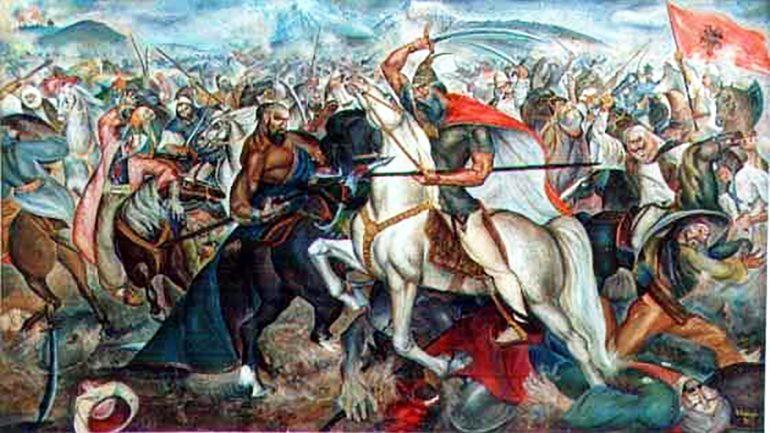 Historia: Si i morën armët e Skënderbeut austriakët