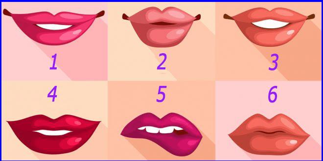 Çfarë tregon forma e buzëve të tua për ty? Do të habiteni me atë që do zbuloni