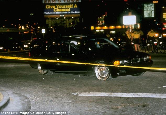 Del në shitje makina ku u vra Tupac Shakur. Ja sa kushton /Foto
