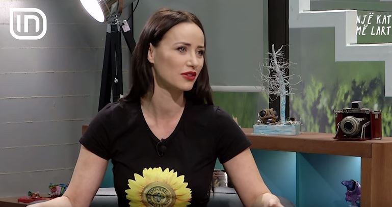 Albana Osmani flet për herë të parë: Nuk kam pasur fat në dashuri… /Video