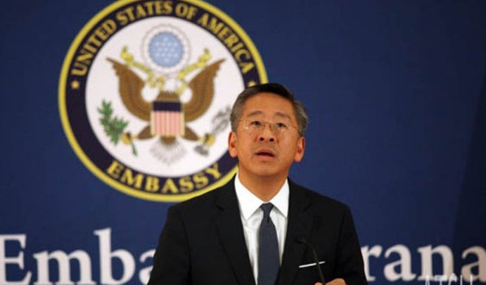 Donald Lu i zhgënjyer: Ka rënë indeksi i Dhomës Amerikane të Tregtisë