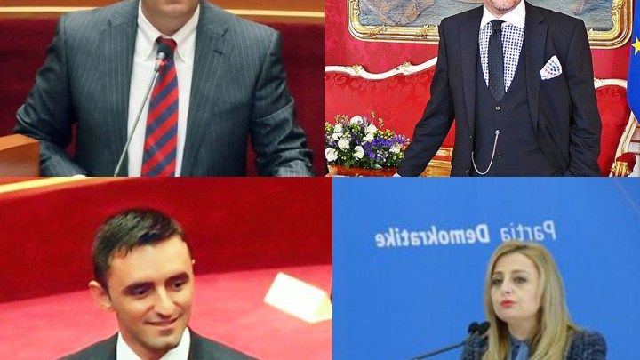 Ja kush janë politikanët me diplomën e 'Kristalit' /Foto