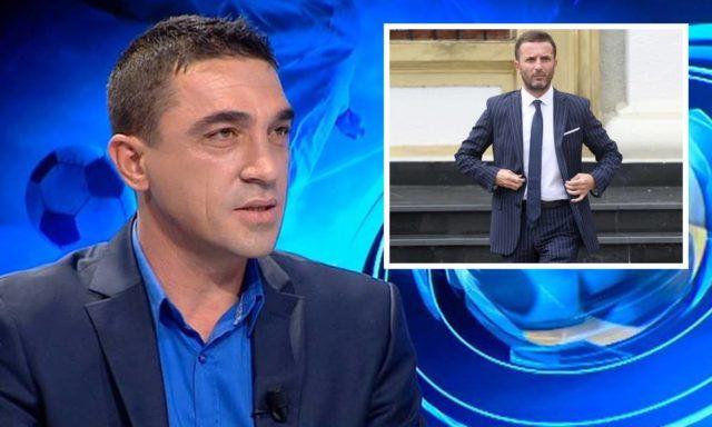 """""""Një burrë i vogël qaraman me emrin Braçe!""""-Ish-futbollisti shpërthen ndaj deputetit"""