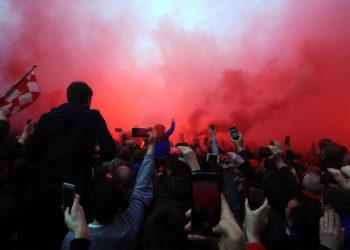 Champions League, Roma tmerrohet nga huliganët