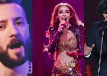 Publikohet lista, ja renditja në Eurovision. Kur do të garojnë 3 shqiptarët