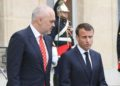 "Zbulohet biseda ""pikante"" mes Ramës dhe Macron"